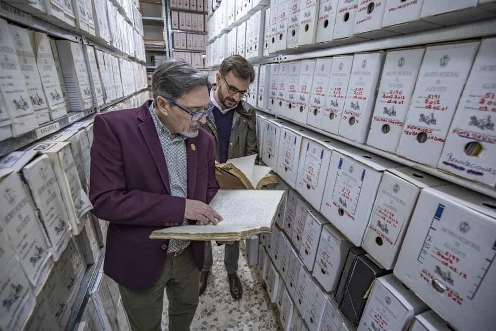 Digitalización del Archivo Municipal
