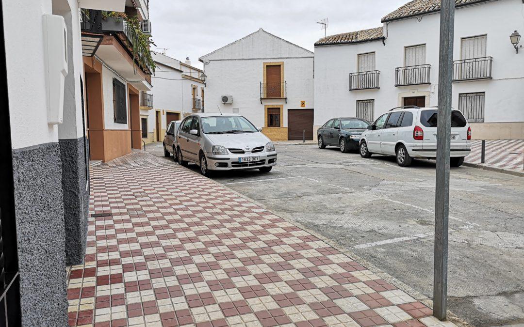 Medio millón de euros para remodelar cinco calles de Arjona