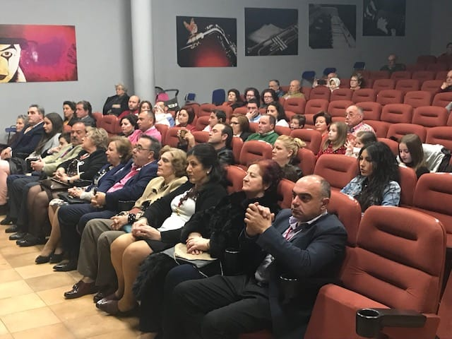 Andalucía ondea en Jamilena