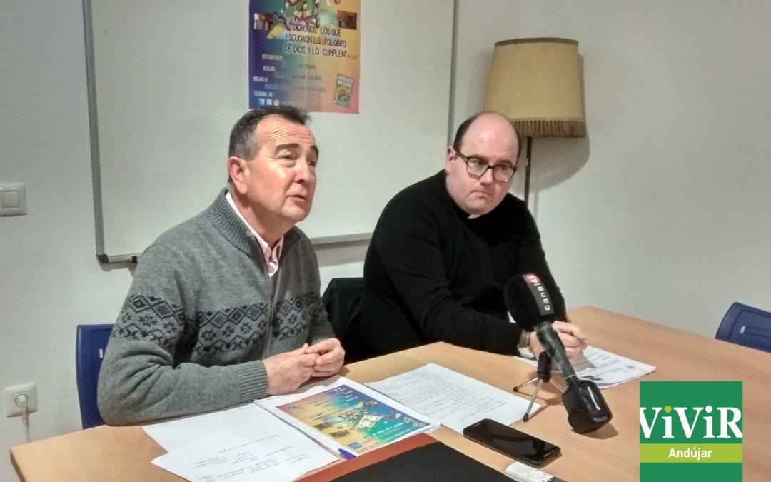 Andújar será sede del IX Encuentro Diocesano de Niños y Niñas