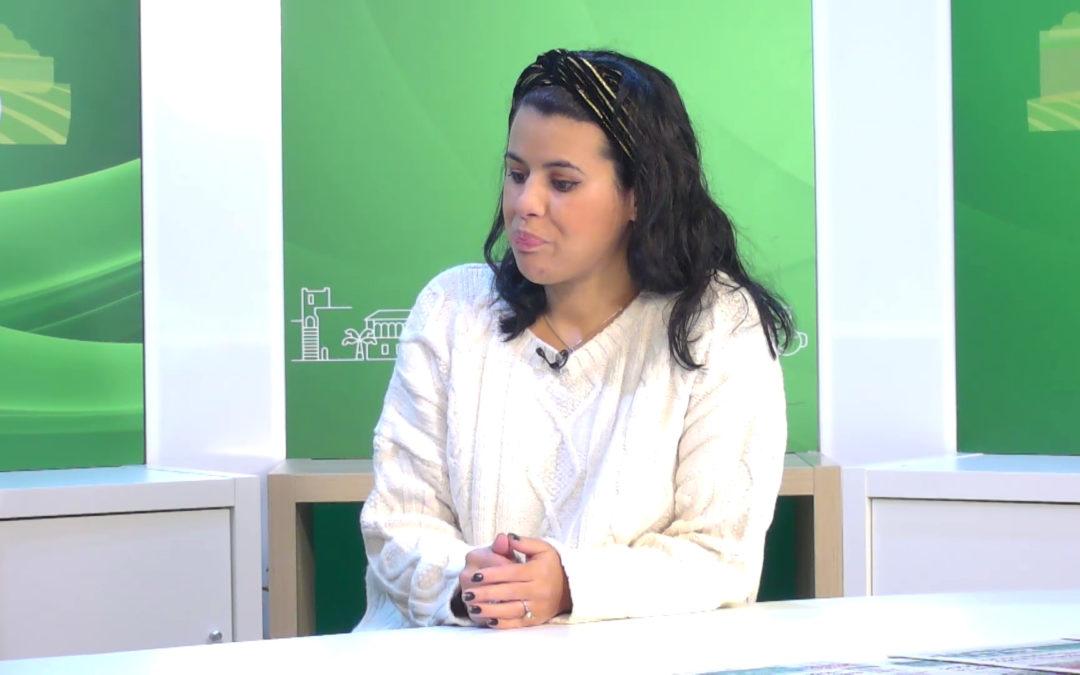 Isabel Navarro, nueva secretaria general de NNGG Jaén