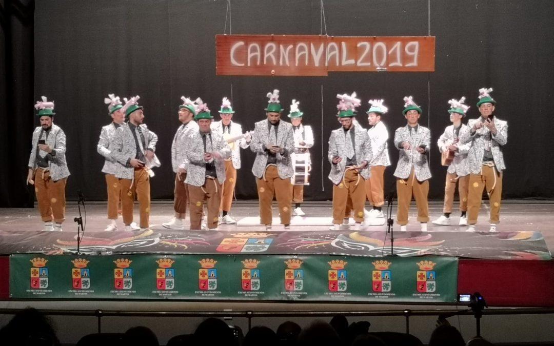 Torredonjimeno, Torredelcampo y Jamilena, presentes en el carnaval de Martos