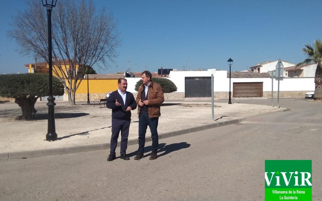 Diputación acometerá obras de mejora en varias calles del municipio