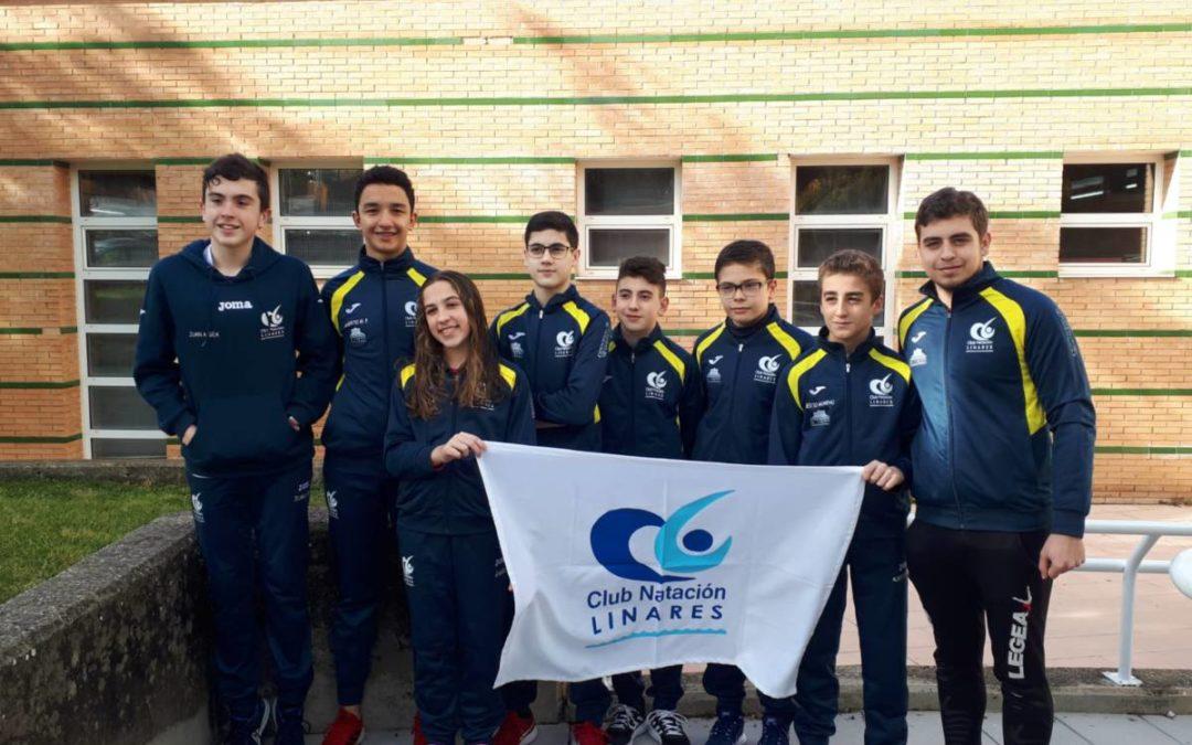 El Natación Linares estará en el Campeonato andaluz Alevín de Invierno