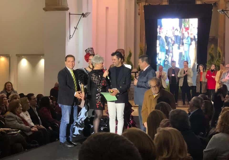 Francisco Javier Gutierrez ganador del III Muévete Flamenca