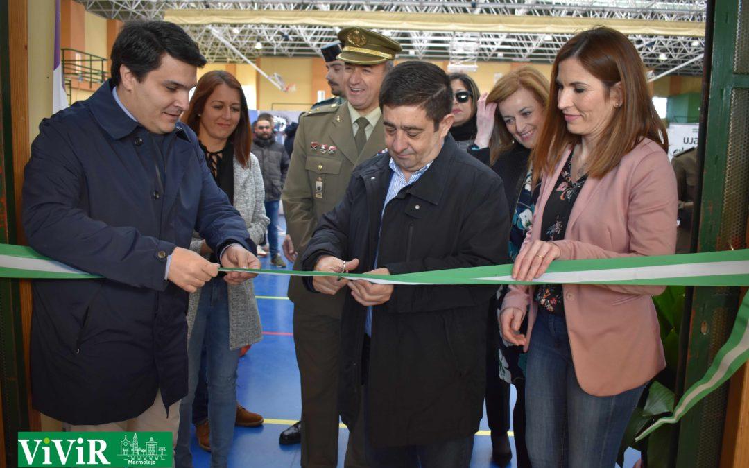 Más de 1000 escolares visitan el III Salón del Estudiante de Marmolejo