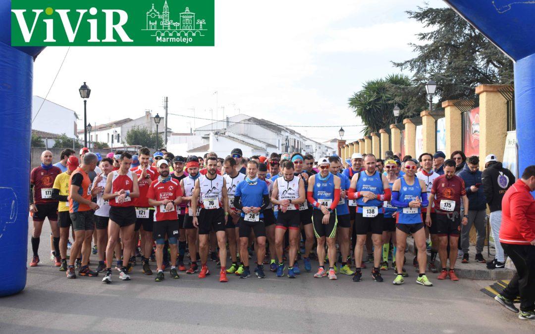 Éxito de participación en la IV Carrera pedestre Sierra de Marmolejo