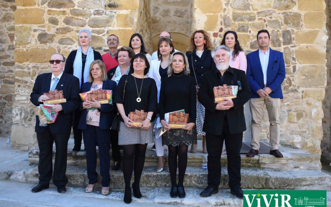 """El Castillo acoge la entrega de la primera edición de los premios """"Loperan@ del año"""""""
