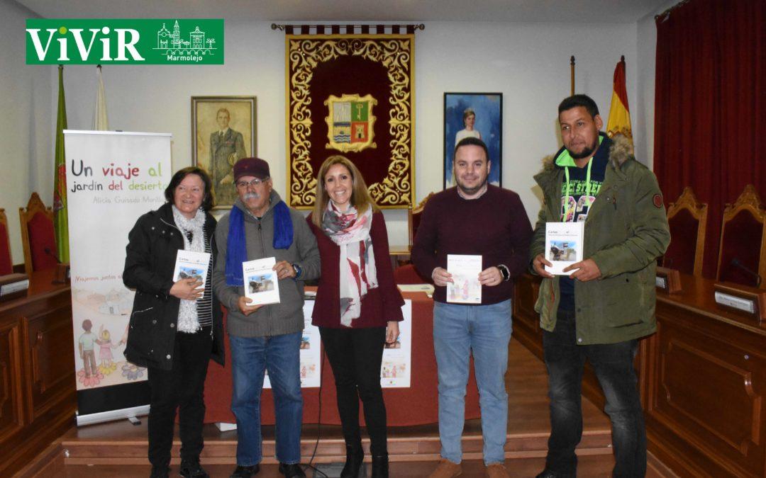 Marmolejo acoge la presentación de dos libros sobre el conflicto del pueblo saharaui
