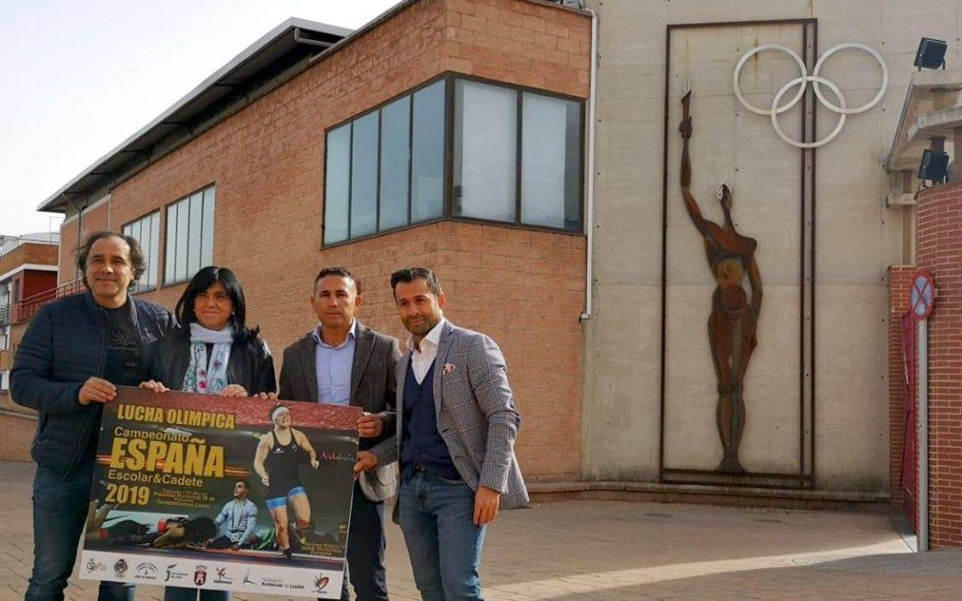 Torredelcampo acoge el Campeonato de España Escolar y Cadete de Luchas Olímpicas 2019