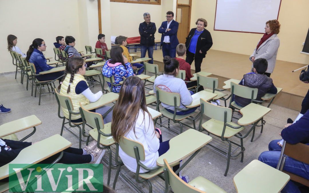 Escolares de Castillo de Locubín pondrán final a un cuento inconcluso de Miguel Hernández