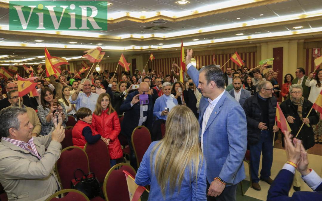 Vox concurrirá a las elecciones municipales en Martos