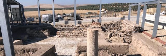 Cerrados el museo y el yacimiento de Cástulo para su desinfección tras un caso de Covid-19