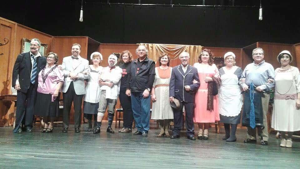 El grupo Mi Teatro participa en la muestra provincial de teatro aficionado