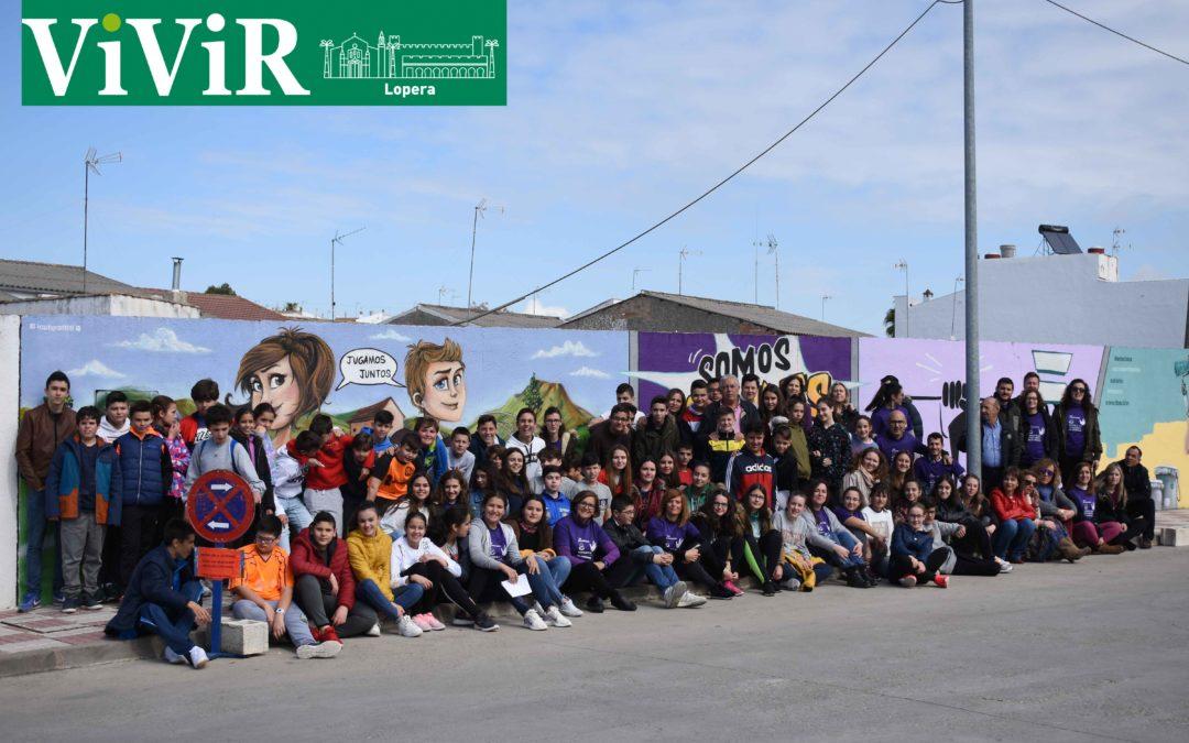 El IES Gamonares conmemora el Día de la Mujer