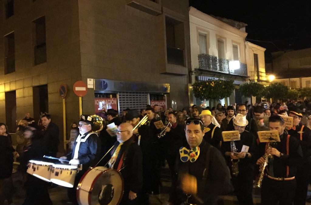 El entierro de la sardina cierra el Carnaval carolinense