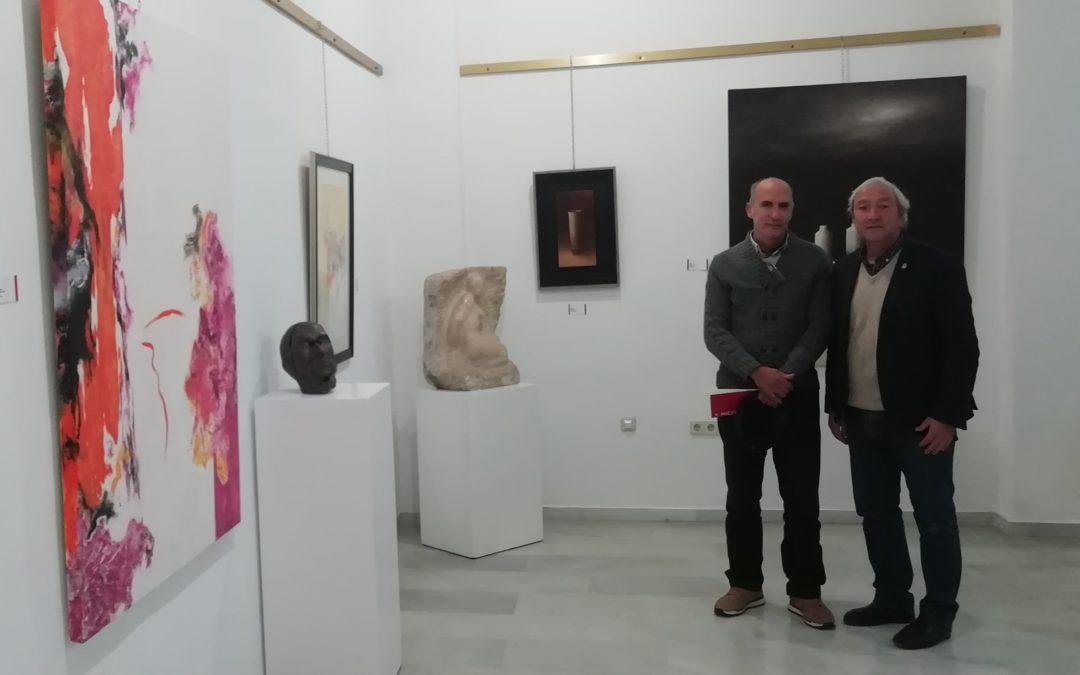 """El Museo de Artes Plásticas """"González Orea"""" acoge la X Muestra de Artistas Locales"""
