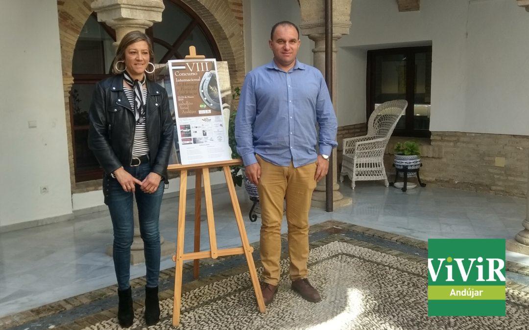 El VIII Concurso de Herrajes y Forja, presenta una edición de carácter internacional