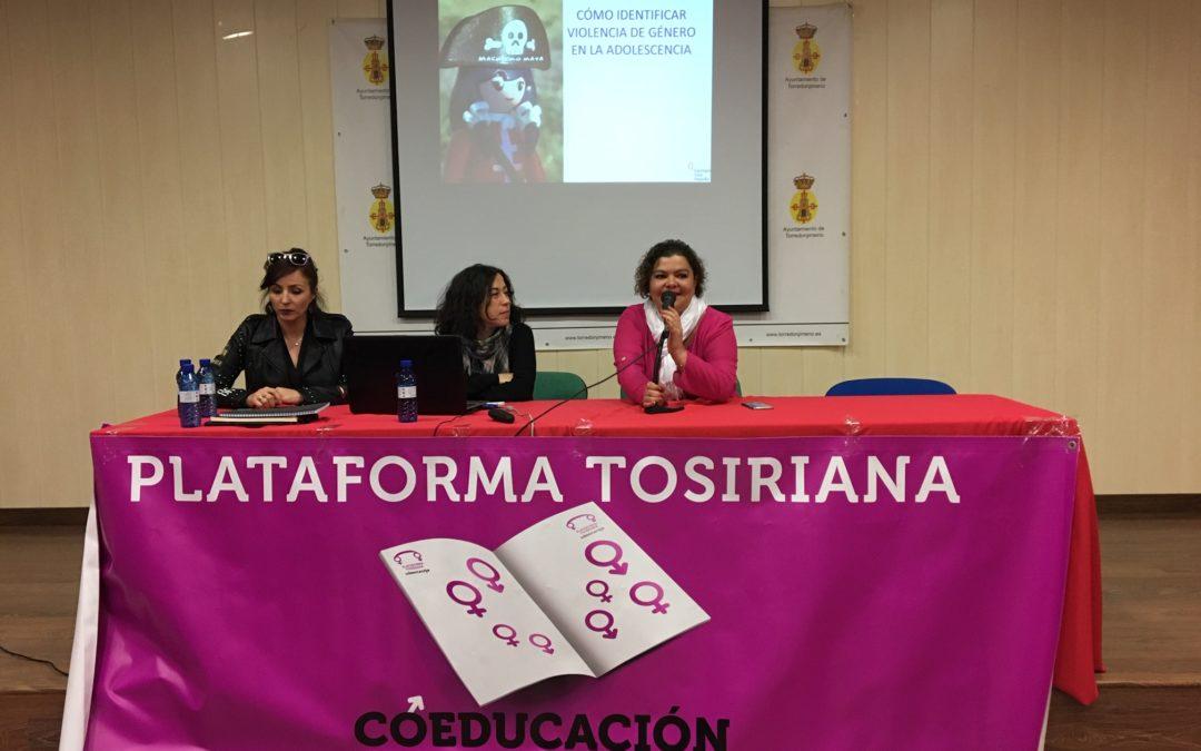 Carmen Ruiz Repullo explica cómo detectar la violencia de género en los jóvenes