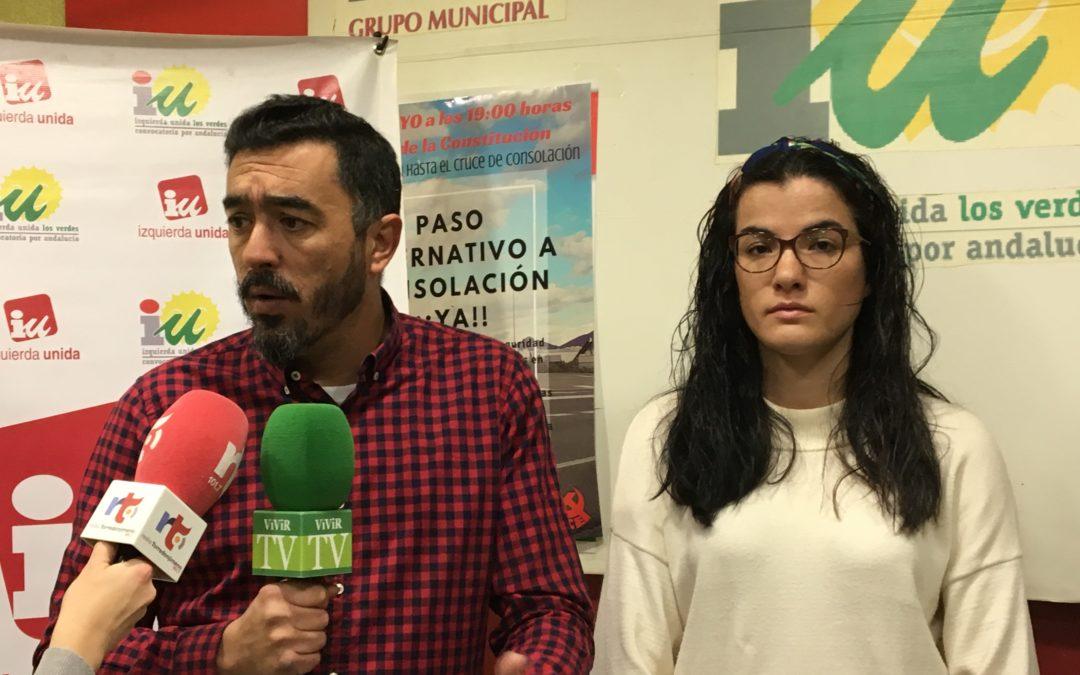 Izquierda Unida no confluirá a las elecciones con Podemos