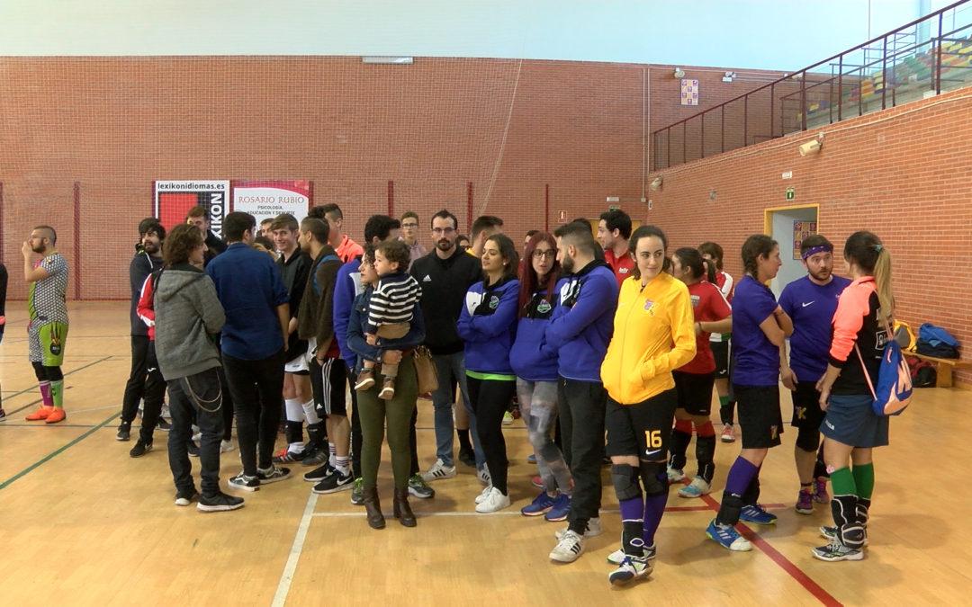 María Gallardo gana con K-Olea el II Campeonato nacional de Kin-Ball Villa de Torredelcampo
