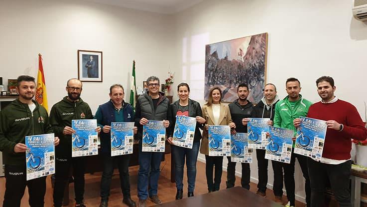 Este fin de semana se celebra el IV Rally BTT Ciudad de La Carolina Copa Diputación de Jaén