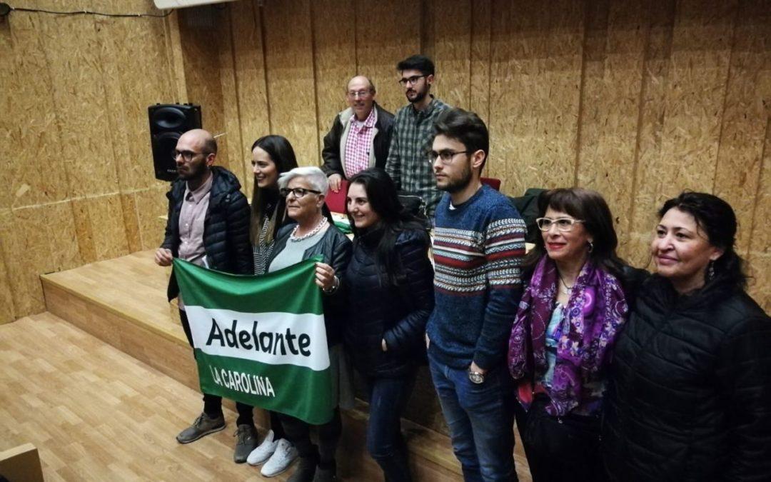 Adelante La Carolina celebra su I Asamblea de cara a las próximas municipales