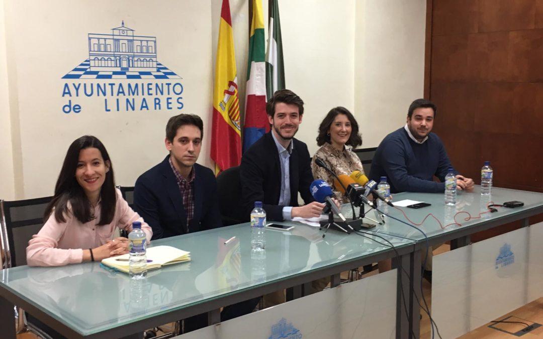 Javier Bris encabeza de nuevo la lista de CILU-Linares para las municipales