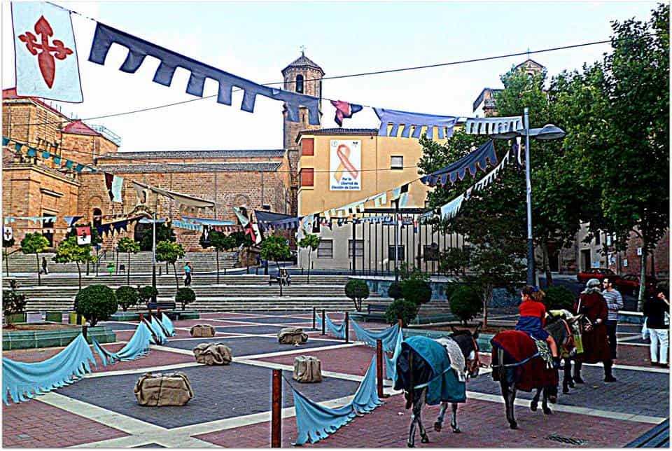 Linares 7. Mercado medieval