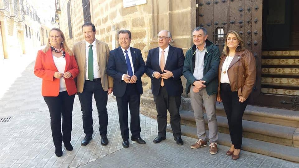 Linares 7. Visita Del Fomento 1