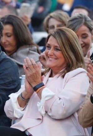 Ángeles Isac ha sido incluida como número 2 en la lista del Senado