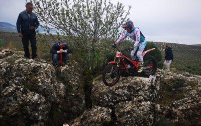 José María Moral vuelve a hacerse con el podium en Garciez