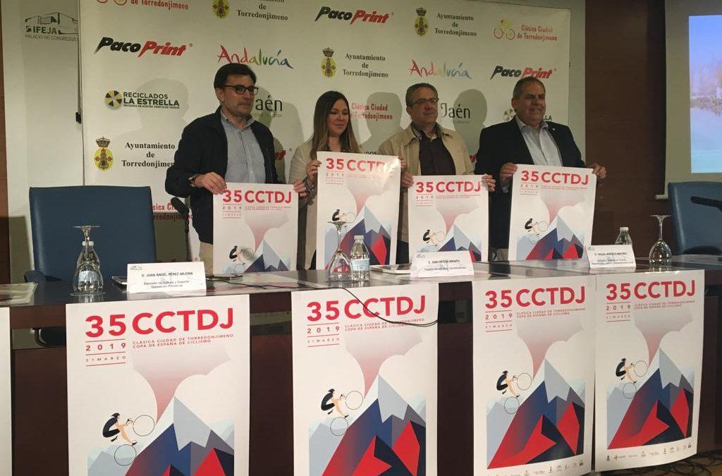 La Clásica Ciudad de Torredonjimeno contará con la participación de 25 equipos