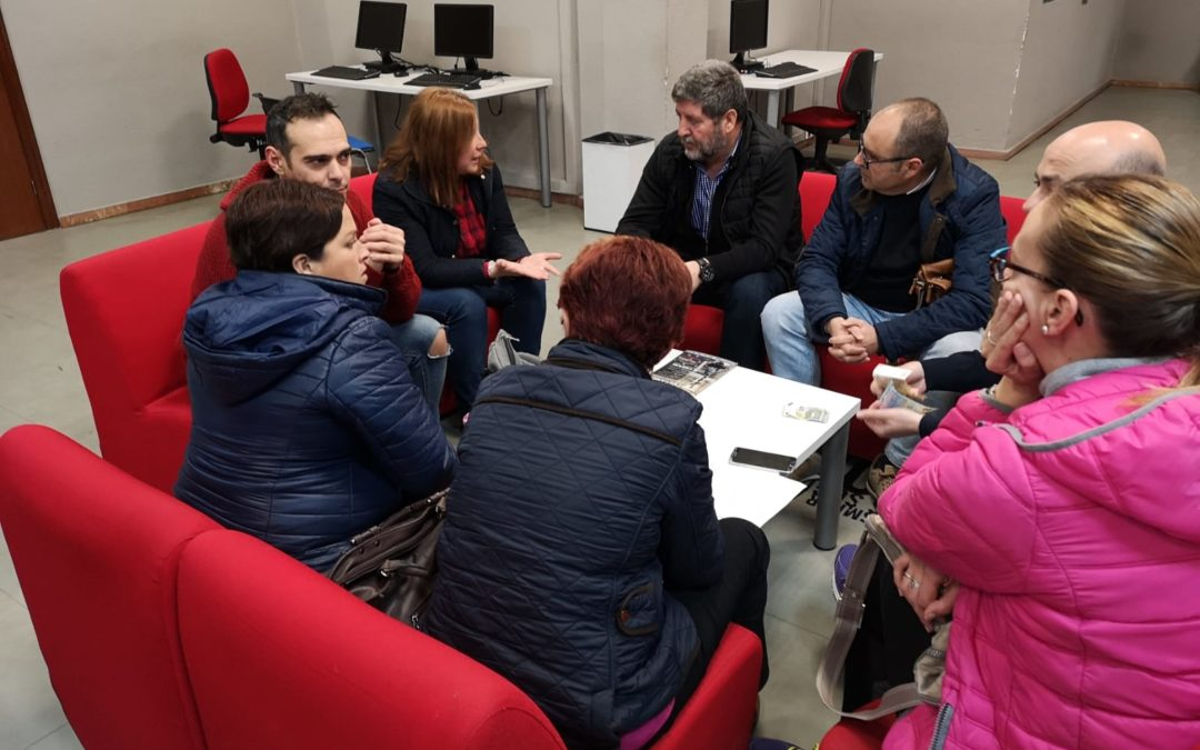 """Balance de actividad y futuros proyectos de la Asociación """"Acción por el patrimonio de Torredelcampo"""""""