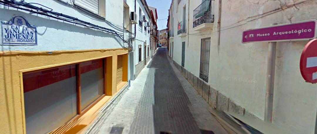 Una pelea en Linares se salda con un varón de 60 años herido por arma blanca