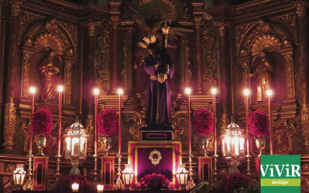 Las Hermandades andujareñas celebran sus cultos cuaresmales