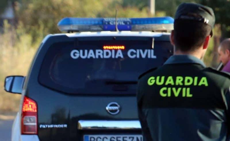 La Guardia Civil halla el cadáver de un feto en una vivienda de Alcaudete