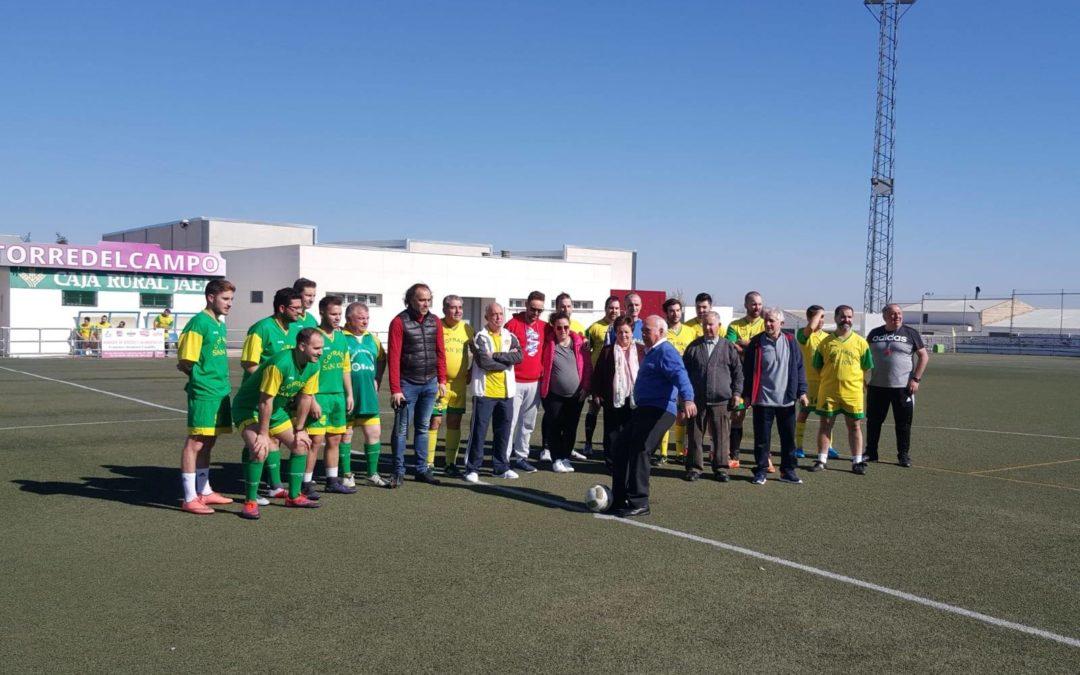 Disputado el XXXV Trofeo San José de fútbol, en una jornada de convivencia y solidaridad