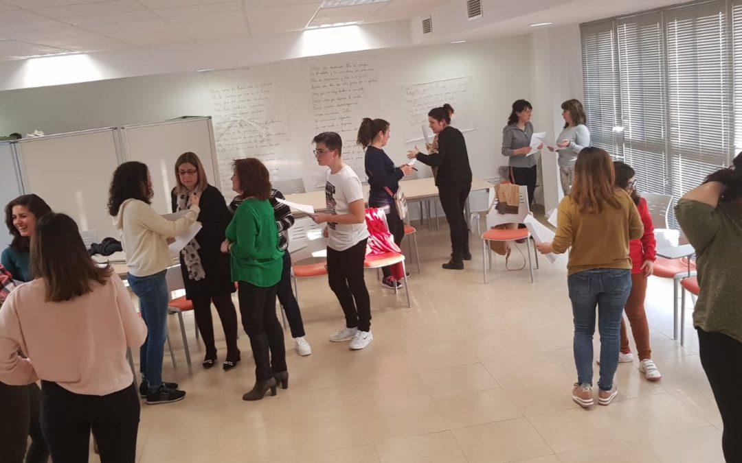 Teatro como herramienta para la reflexión hacia la igualdad