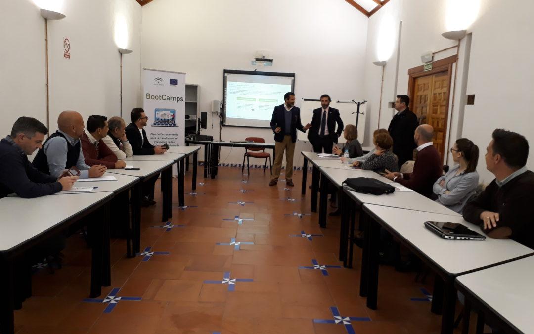 Villanueva de la Reina participa en un programa para convertirse en municipio inteligente