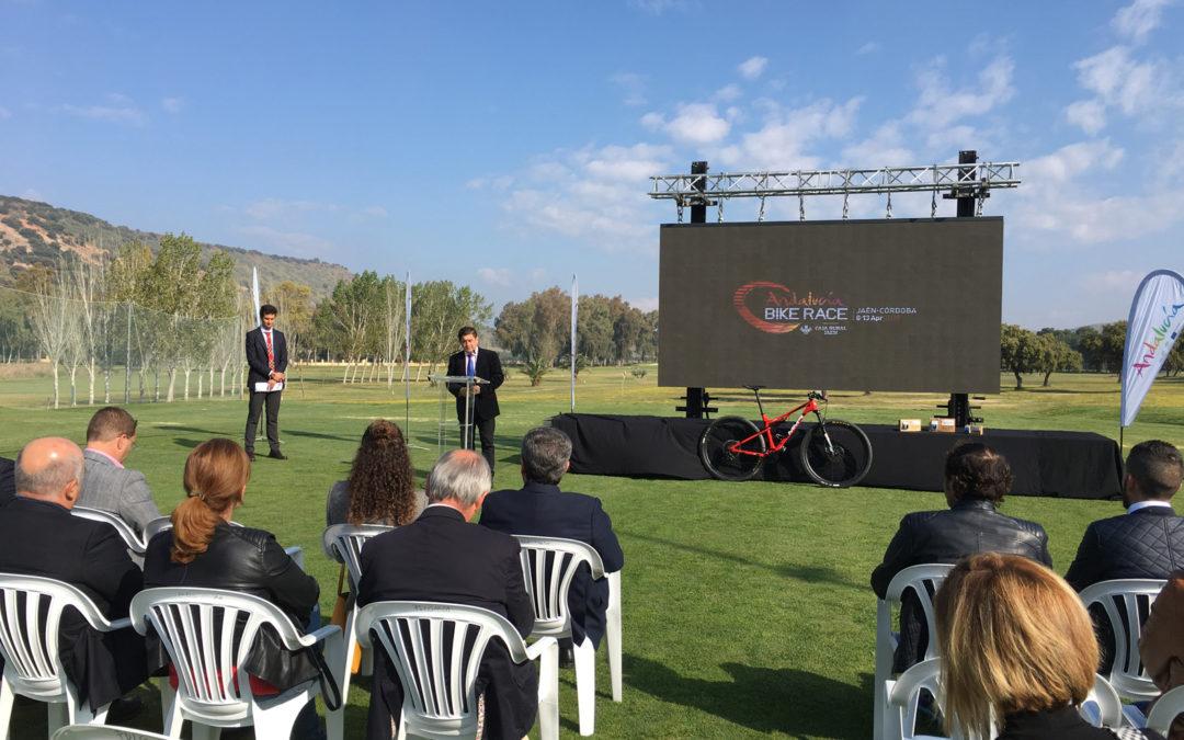 La tercera etapa de la Andalucía Bike Race pasará por Marmolejo