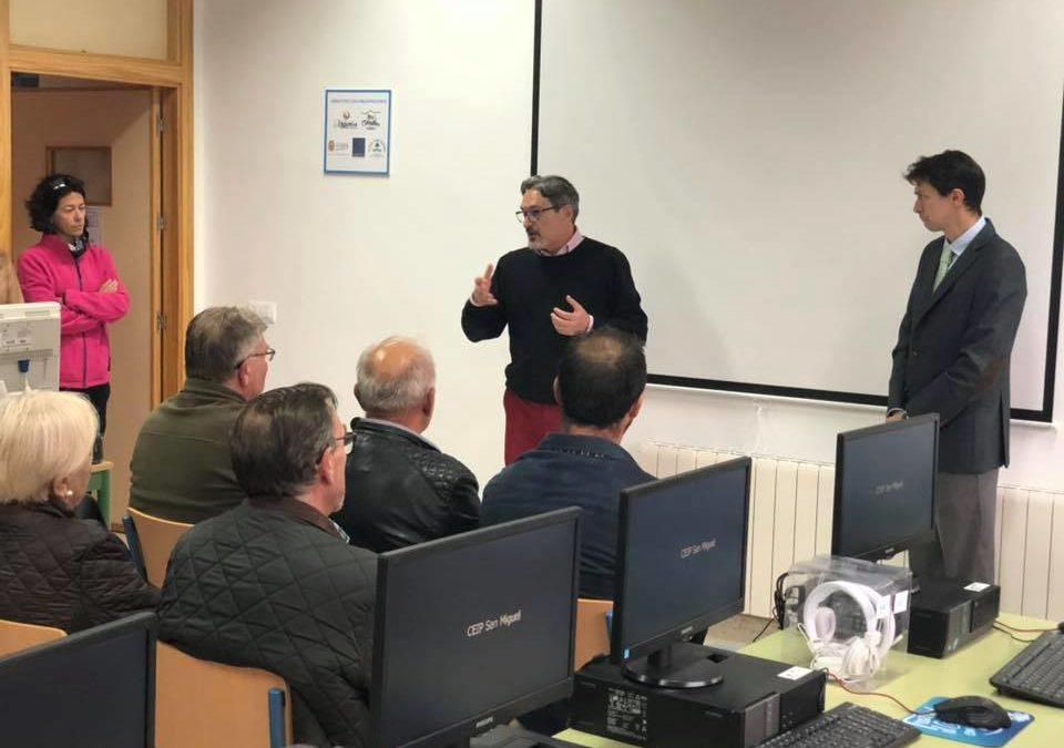 El CEIP 'San Miguel' ya tiene Aula de Informática