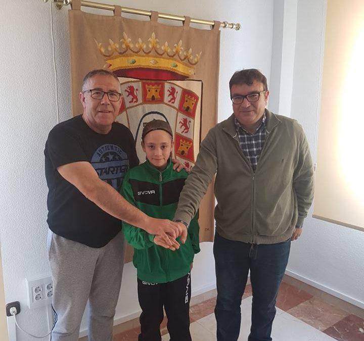 Gisella Toranzo debuta con la Selección Andaluza de Fútbol