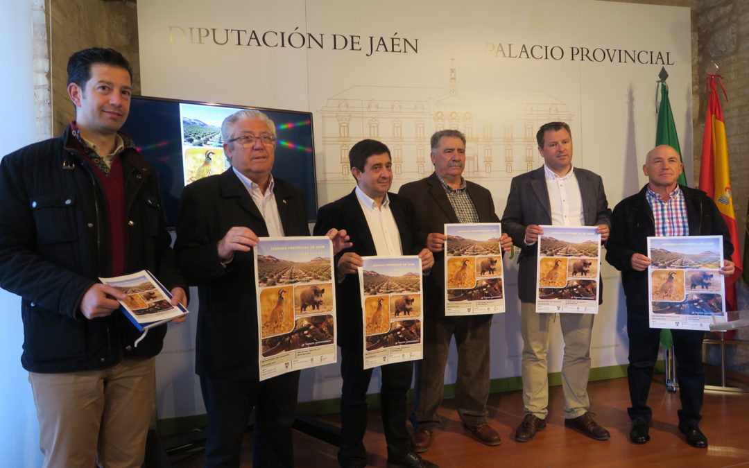 Beas de Segura acogerá la primera Jornada Provincial sobre la Caza en la que colabora la Diputación de Jaén