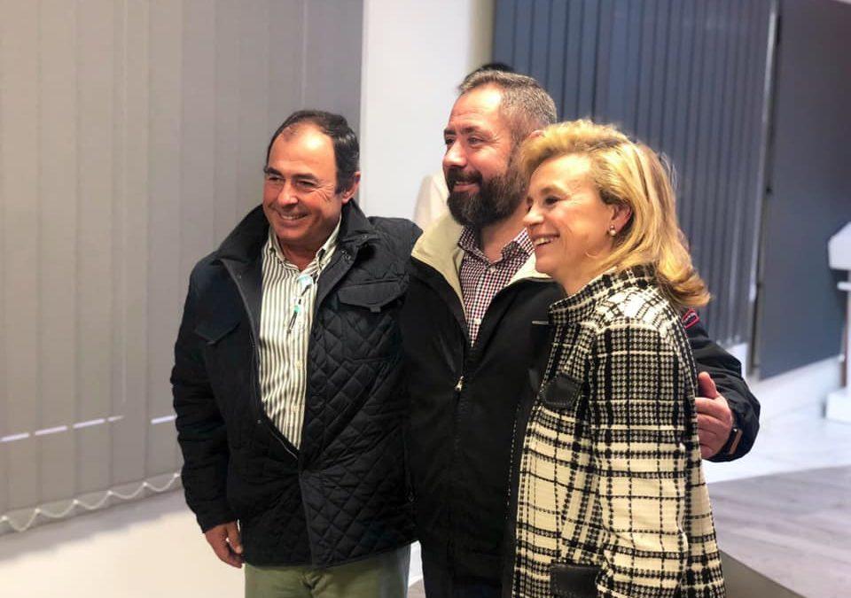 Lupiañez encabeza la lista del Partido Popular de cara a las elecciones municipales