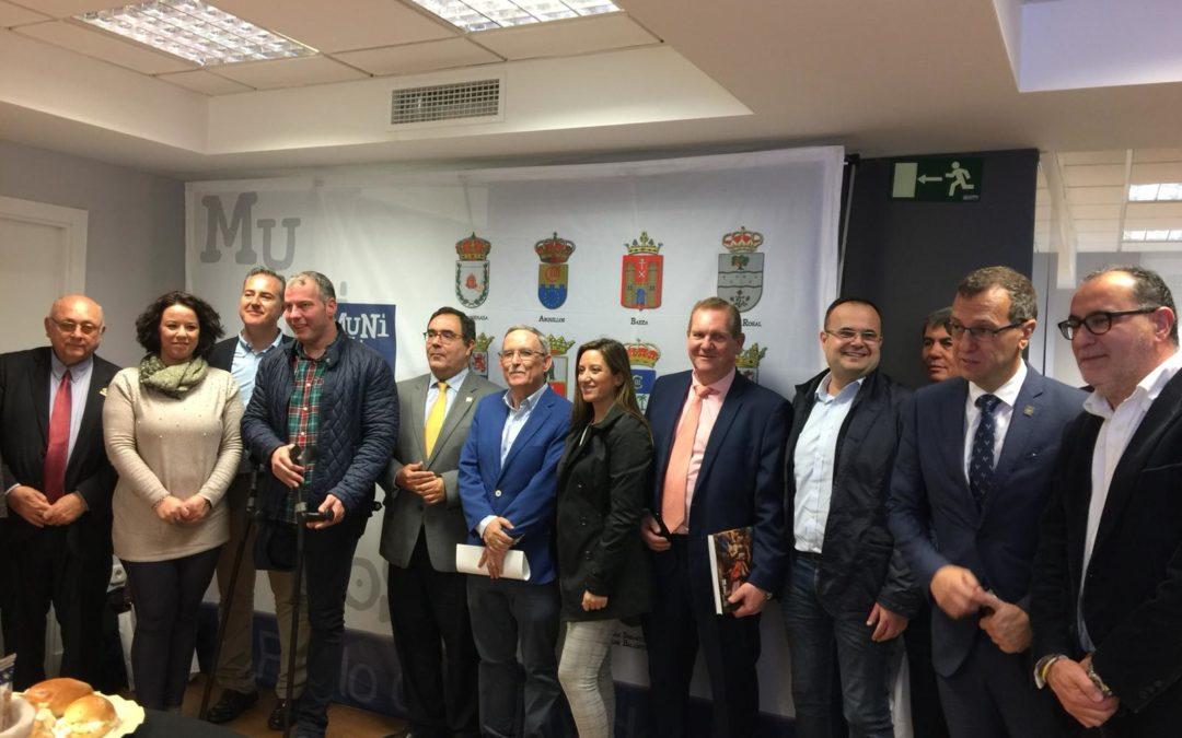 La Fundación de Municipios Pablo de Olavide presenta el libro Las Nuevas Poblaciones de Sierra Morena y Andalucía