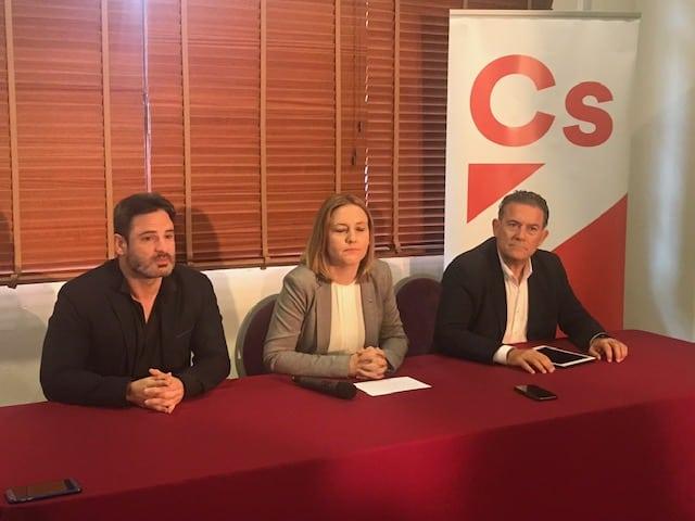 Raúl Caro, secretario de la Cámara de Comercio, presentó sus propuestas para el Ayuntamiento