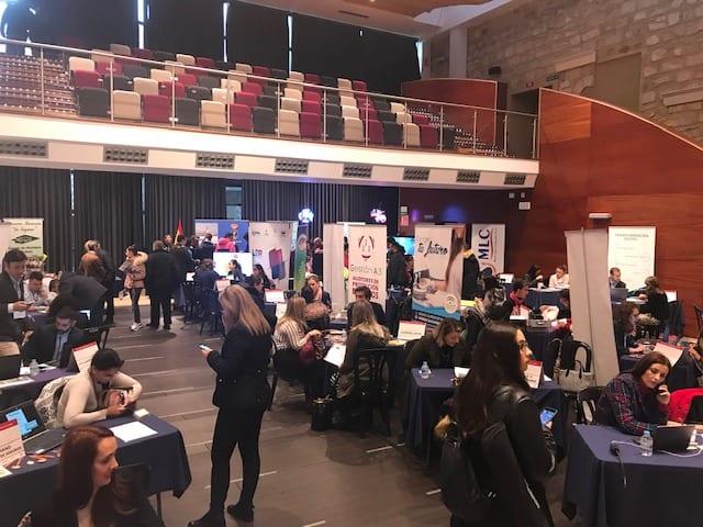 Éxito en una nueva edición de la Feria de Empleo y Emprendimiento