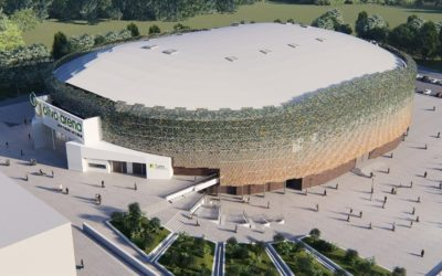 Las obras del Olivo Arena comenzarán esta semana