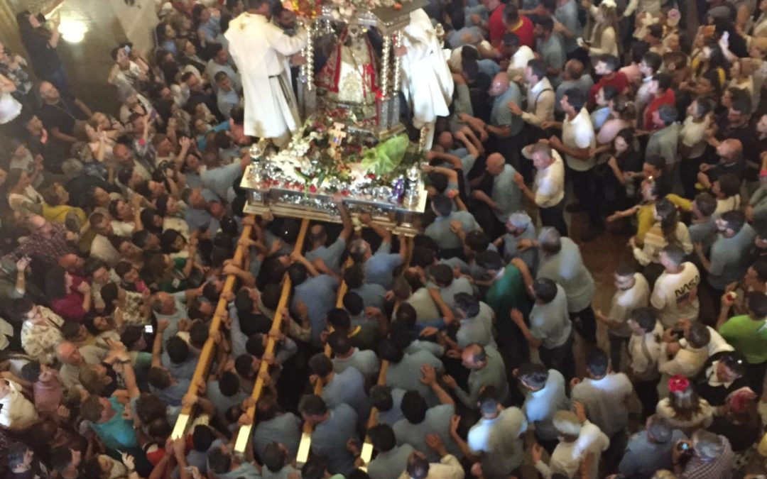 La Hermandad de la Virgen de la Cabeza de Jamilena procesionará el próximo sábado